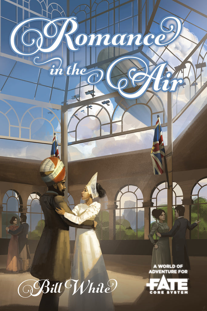 Romance in the Air - Fate Core System :www.mightylancergames.co.uk