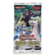 Yu-Gi-Oh! Shadows in Valhalla Booster Pack
