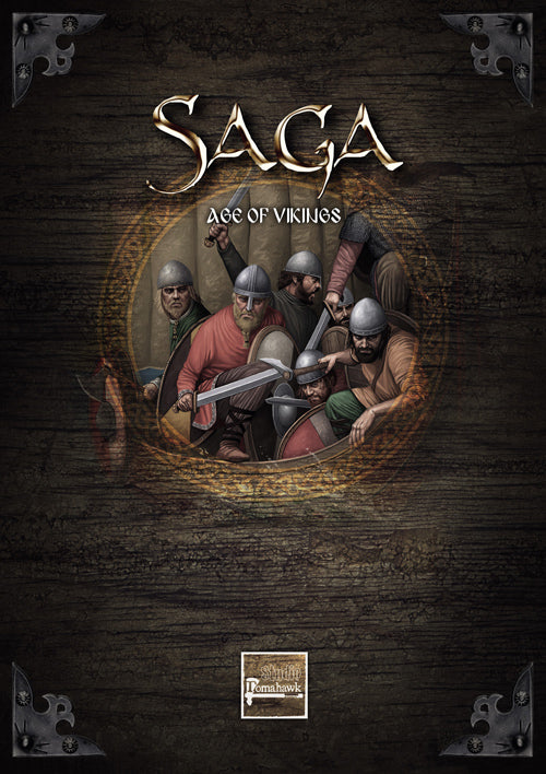 Saga - Age of Vikings supplement