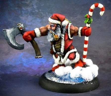 Reaper 01552 Santa Dwarf (2014): www.mightylancergames.co.uk