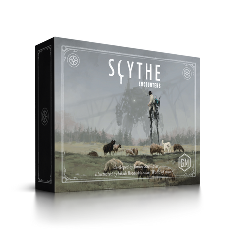 Scythe - Encounters - Stonemaier Games