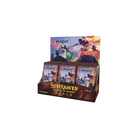 Strixhaven School of Mages Set Booster Box MTG