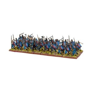 Skeleton Horde - Undead (Kings of War) :www.mightylancergames.co.uk