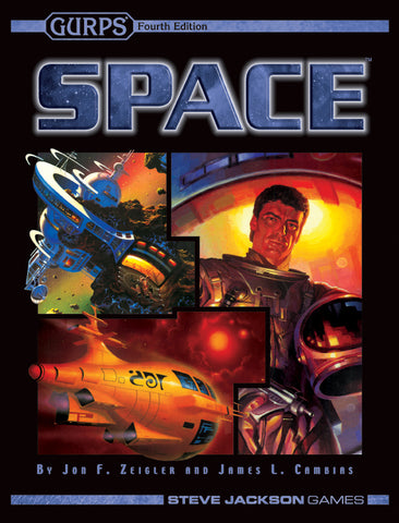GURPS - Space: www.mightylancergames.co.uk