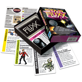 Star Fluxx: mightylancergames.co.co.uk