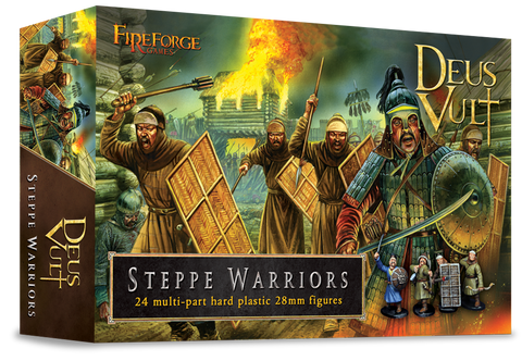 FireForge Games: Steppe Warriors