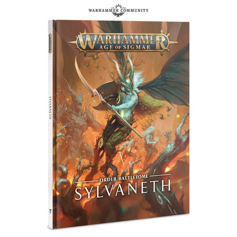 Battletome - Sylvaneth (Age of Sigmar) :www.mightylancergames.co.uk