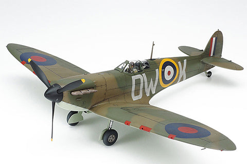 Supermarine Spitfire Mk.I - Tamiya 1/48 (N0.119) :www.mightylancergames.co.uk