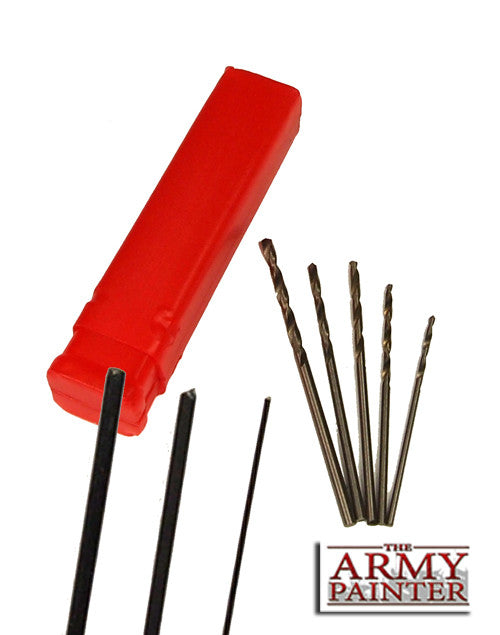 Hobby - Drill Bits pack [The Army Painter - 5042] :www.mightylancergames.co.uk