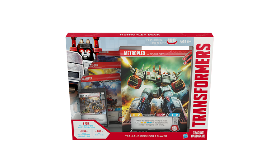 Transformers TCG - Metroplex Autobotcity: www.mightylancergames.co.uk
