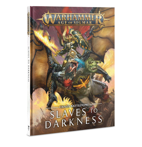 Slaves to Darkness - Battletome (Age of Sigmar) :www.mightylancergames.co.uk