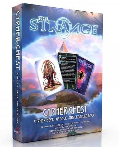 The Strange - Cypher Chest: www.mightylancergames.co.uk