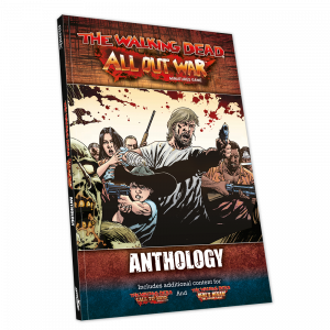 The Walking Dead: All Out War – Anthology