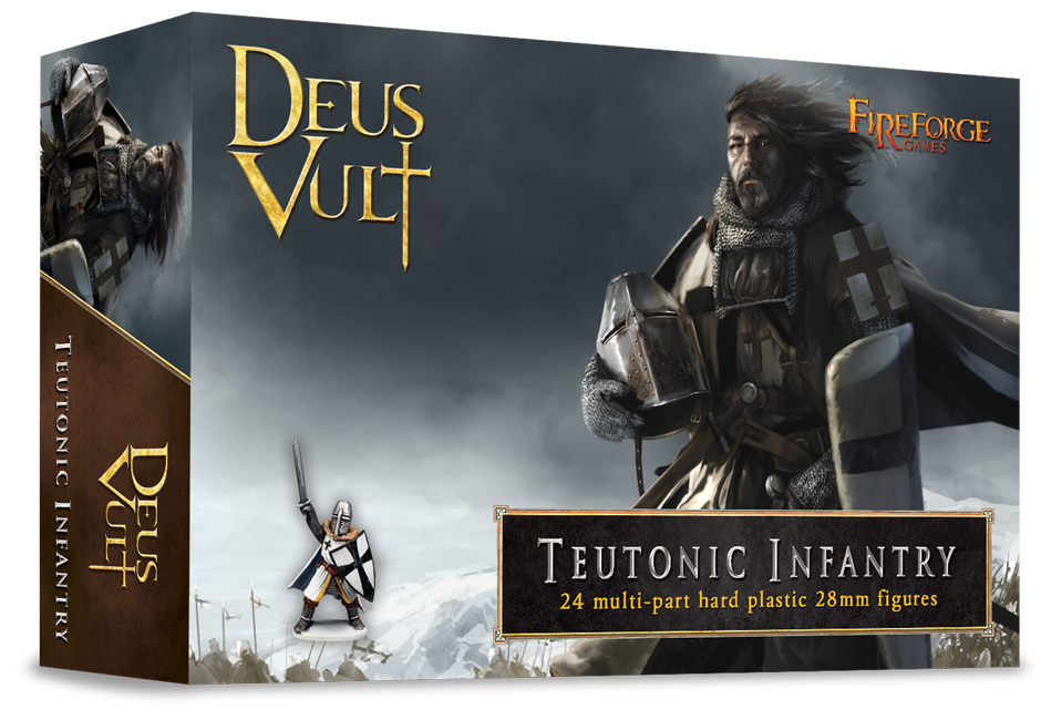 FireForge Games: Teutonic Infantry