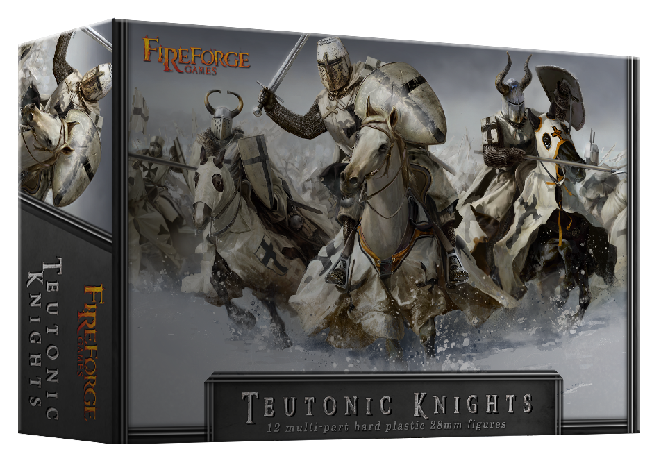 FireForge Games: Teutonic Knights Cavalry