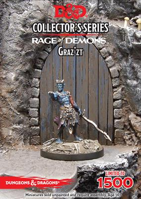 Rage of Demons - Graz;zt Collector's Series :www.mightylancergames.co.uk