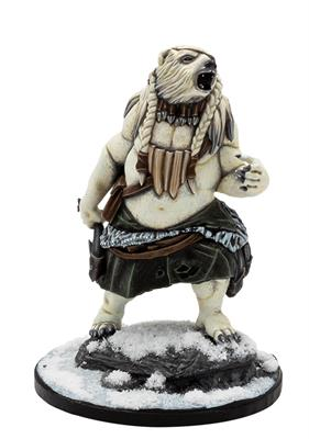 dungeons and dragons Oyaminartok miniature
