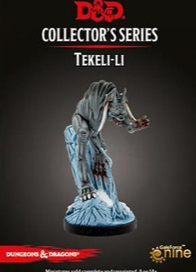 Dungeons and Dragons Tekeli-li miniature