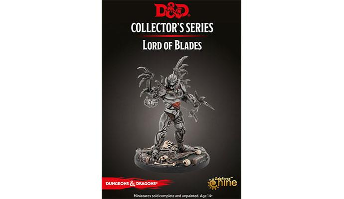 "D&D Collector's Series -""Eberron"" - Lord of Blades - 71102"