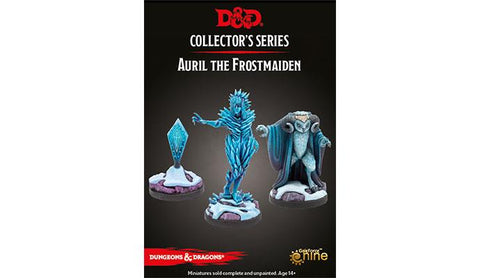 Dungeons and Dragons Auril The Frostmaiden miniature