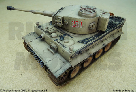 German Tiger I Ausf E (Rubicon)