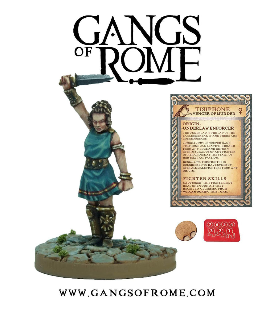 Gangs of Rome - Tisiphone