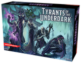 Tyrants of the Underdark - board game