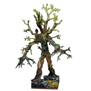 Tree Herder - Forces of Nature / Elves (Kings of War) :www.mightylancergames.co.uk