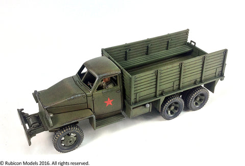 Allies 2½ ton 6x6 Truck US6 U3/U4 - Allies (Rubicon) :www.mightylancergames.co.uk