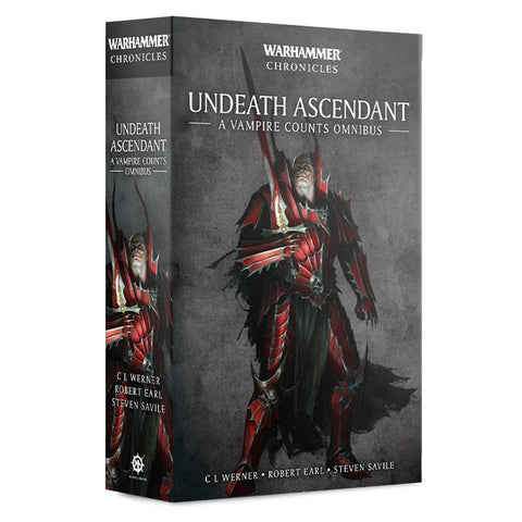 Undeath Ascendent: Vampire Counts Omnibus Black Library