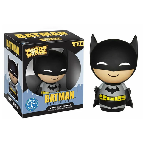 DC Batman Vinyl Collectible Figure - Funko Dorbz  - Series 1