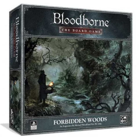 Bloodborne The Board Game - Forbidden Woods Expansion