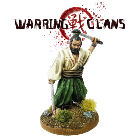Ronin - SAM014 - Warring Clans