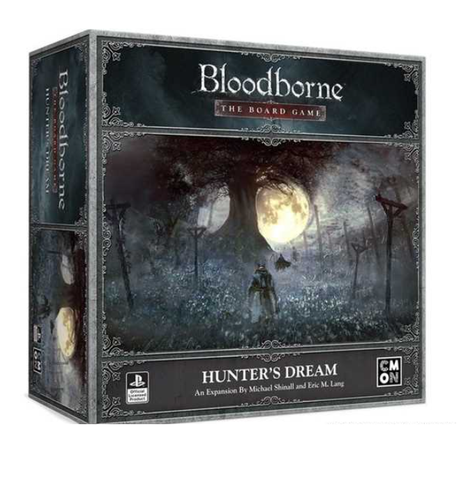Bloodborne The Board Game - Hunters Dream Expansion