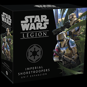 Imperial Shoretroopers Unit Expansion - Star Wars Legion - SWL41