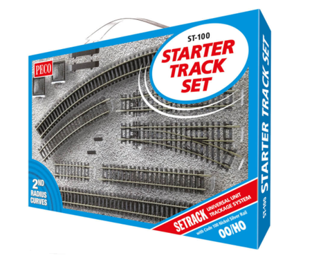 Starter Track Set, 2nd Radius