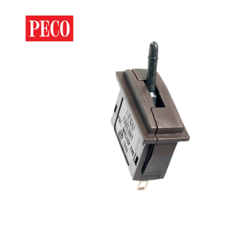 PECO - Black Passing Contact Switch - PL26B