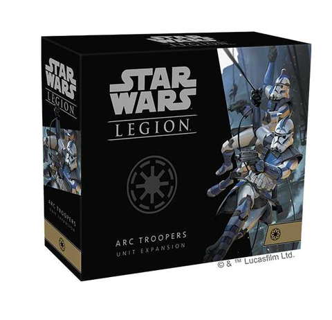 ARC Troopers Unit Expansion - Star Wars Legion
