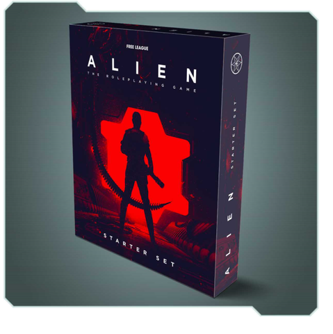 Alien: RPG Starter Set