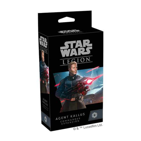 Agent Kallus Commander Expansion - Star Wars Legion - SWL80