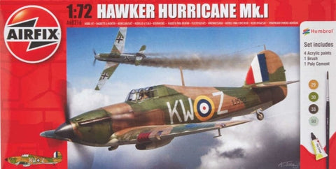 Hawker Hurricane Mk.1 scale model kit - mighty lancer games