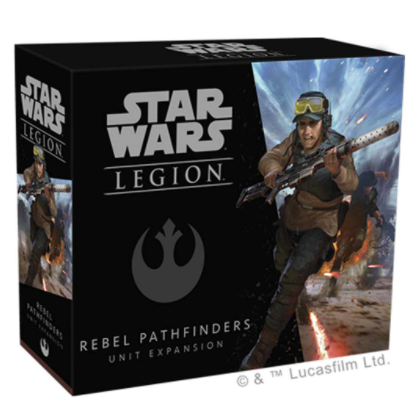 Rebel Pathfinders Unit Expansion - Star Wars Legion - SWL32