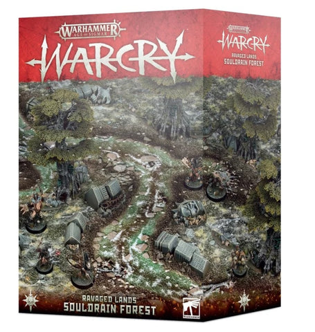 Warcry - Ravaged Lands: Souldrain Forest