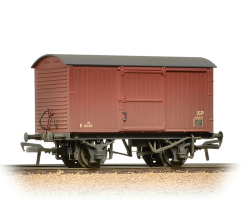 12T Non-Ventilated Van BR Bauxite (Late)
