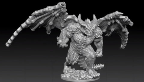 UNBOXED - 77950 - Agramon Duke of Hell