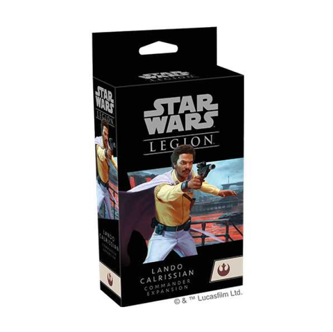 Lando Calrissian Commander Expansion - Star Wars Legion - SWL78