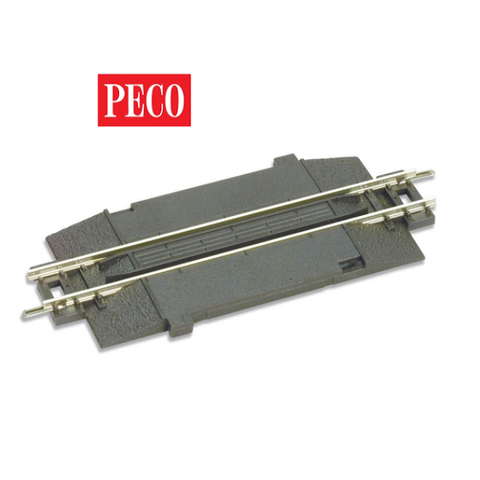 PECO - Addon Straight Track Unit Level Crossing Add On - ST-21-N Gauge