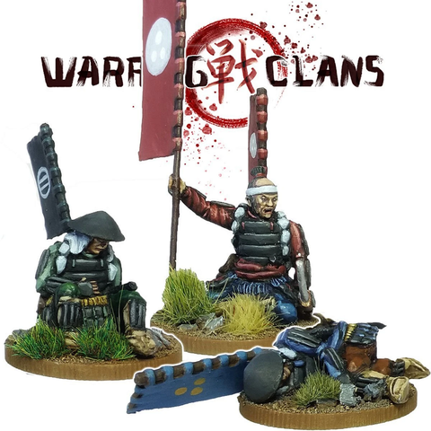Ashigaru casualties - SAM108 - Warring Clans