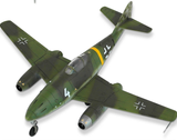 "Me262A-1/2 ""Last Ace"" Limited Edition - Academy 1:72"