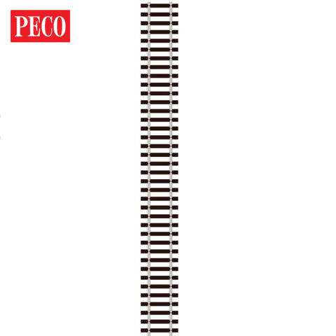 Flexible Track, Wooden Sleeper - PECO - SL100